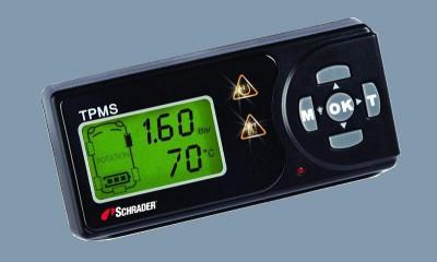 Системы контроля давления в шинах